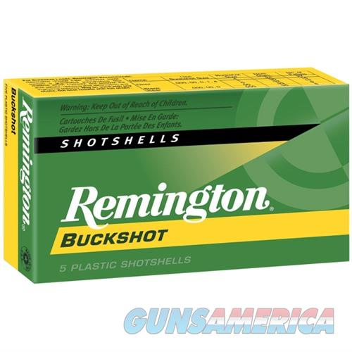 Remington Express Buckshot 12ga 2.75'' 9 Pel #00 5/bx  Non-Guns > Ammunition