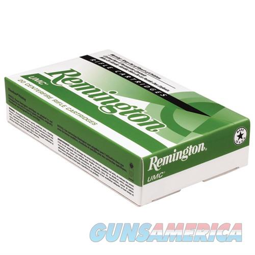 Remington UMC 6.8 Rem SPC 115gr MC 20/bx  Non-Guns > Ammunition