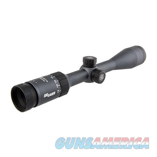 Sig Whiskey5 Scope, 3-15X44mm, 1 In, Sfp, Triplex Illum Reticle,  Non-Guns > Scopes/Mounts/Rings & Optics > Rifle Scopes > Variable Focal Length