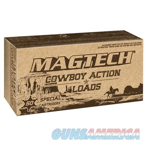 MagTech Ammo 38 Spl 158 Gr LFN 50/bx  Non-Guns > Ammunition