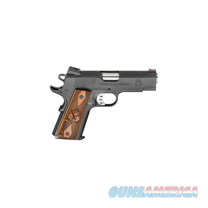 Springfield LW Champion Range Officer 4''Bbl 9mm 9 Rd Black  Guns > Pistols > A Misc Pistols