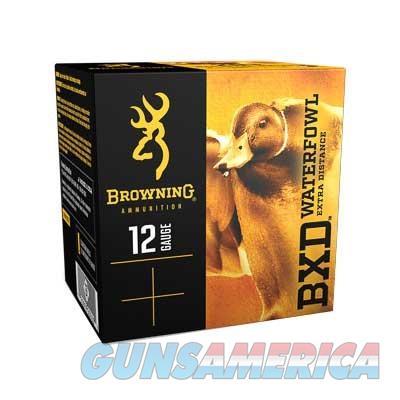 BROWNING 12GA 3'' 1-1/4OZ #4 25/BOX  Non-Guns > Ammunition