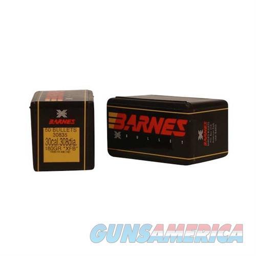Barnes Bullet .30 308 180gr Spitzer  Non-Guns > Reloading > Components > Bullets