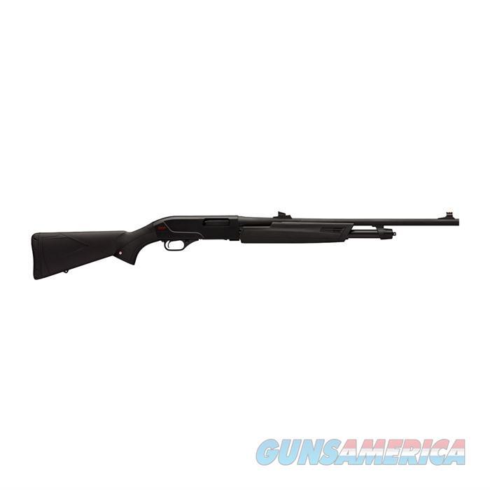 Winchester SXP Blk Shdw Dr,12ga-3'',22 Fr  Guns > Shotguns > Winchester Shotguns - Modern > Pump Action > Deer Guns