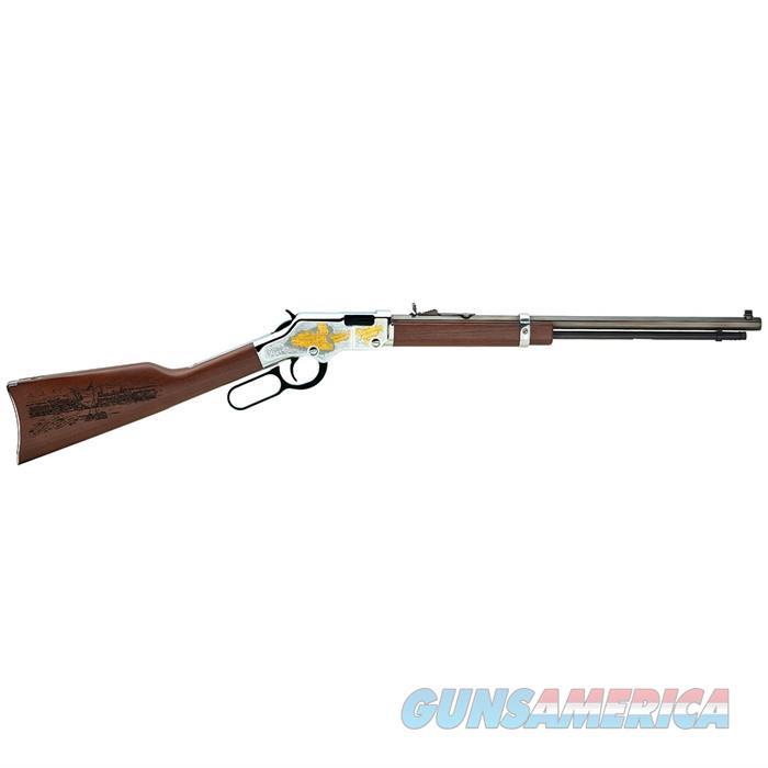 Henry Golden Boy American Railroad Tribute Ed. .22 S/L/LR  Guns > Rifles > Henry Rifles - Replica