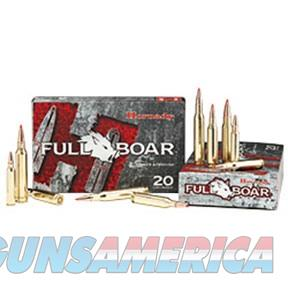 HORNADY 6.5MM CREEDMOOR 120GR GMX 20/BOX  Non-Guns > Ammunition