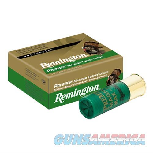 Remington Premier Magnum Turkey 12ga 3'' 2oz #4 10/bx  Non-Guns > Ammunition