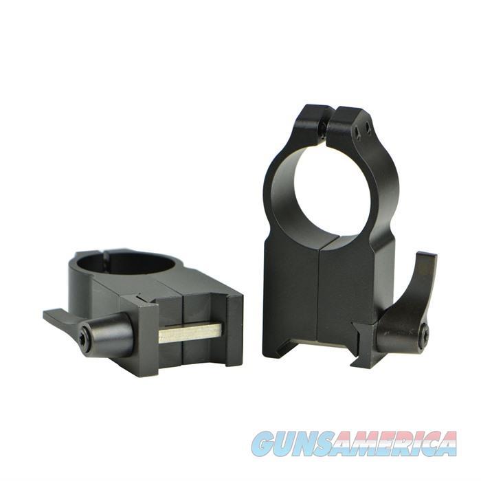Warne Maxima Qd 1'' Ultrahigh Matte  Non-Guns > Scopes/Mounts/Rings & Optics > Mounts > Other