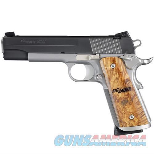 Sig Sauer 1911 STX 45 ACP  Guns > Pistols > A Misc Pistols