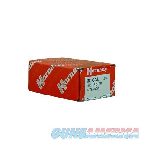 Hornady 30 CAL .308 180 GR BTSP  Non-Guns > Reloading > Components > Bullets