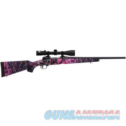 Savage 11 Trophy Hunter XP Youth Muddy Girl 223 Rem w/3-9x  Guns > Rifles > Savage Rifles > 11/111