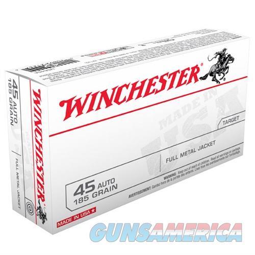 Winchester Ammo 45 ACP 230gr. FMJ Bulk Pk.  Non-Guns > Ammunition