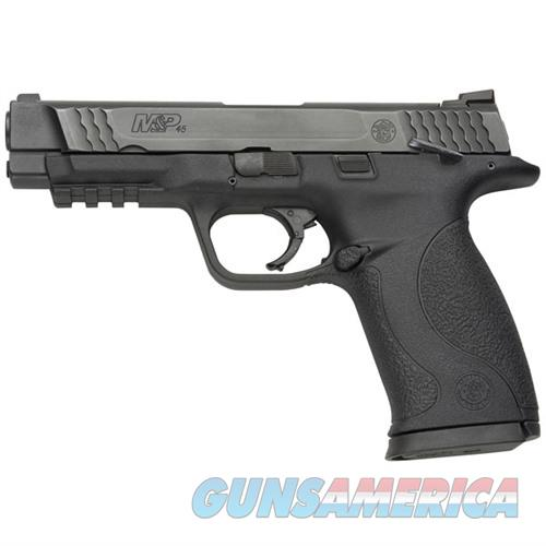 Smith & Wesson M&P45 45acp 4.5''  Barrel Thumb Safety  Guns > Pistols > Smith & Wesson Pistols - Autos > Polymer Frame