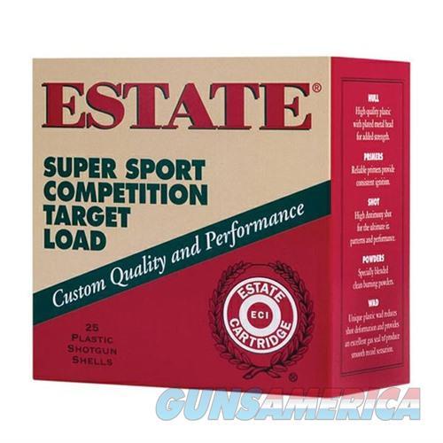Estate Super Sport 20ga 2.75'' 7/8oz #7.5 25/bx  Non-Guns > Ammunition