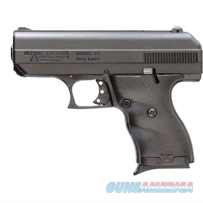 C-9 gun w/hard case & TUFF1 grip  Guns > Pistols > Hi Point Pistols
