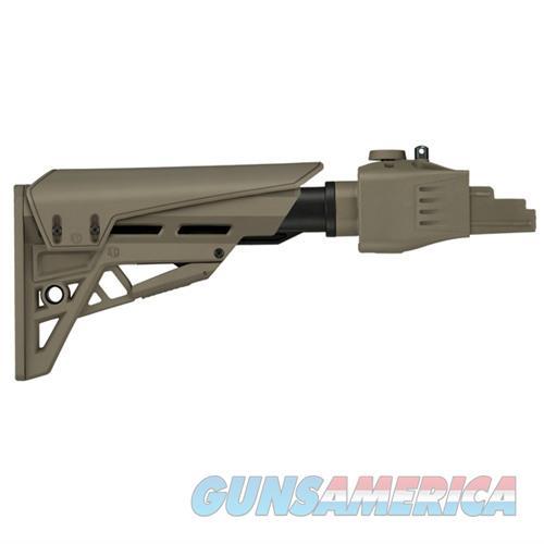 ATI AK-47 TactLite Stock w/ Cheekrest & Scorpion System FDE  Non-Guns > Gun Parts > Rifle/Accuracy/Sniper
