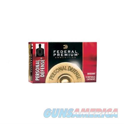 Federal Personal Defense 20ga 2.75'' 24 pel #4B 5/bx  Non-Guns > Ammunition