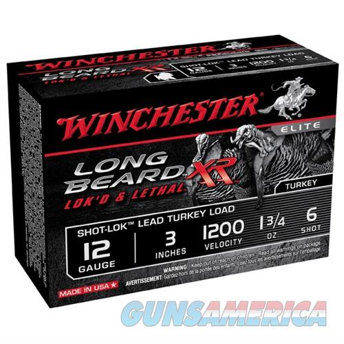 Winchester Long Beard XR 12ga 3'' 1-3/4oz #6 10/bx  Non-Guns > Ammunition