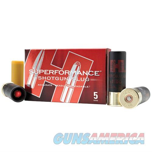 Hornady 20ga 250gr Superformance MonoFlex Slug 5/bx  Non-Guns > Ammunition