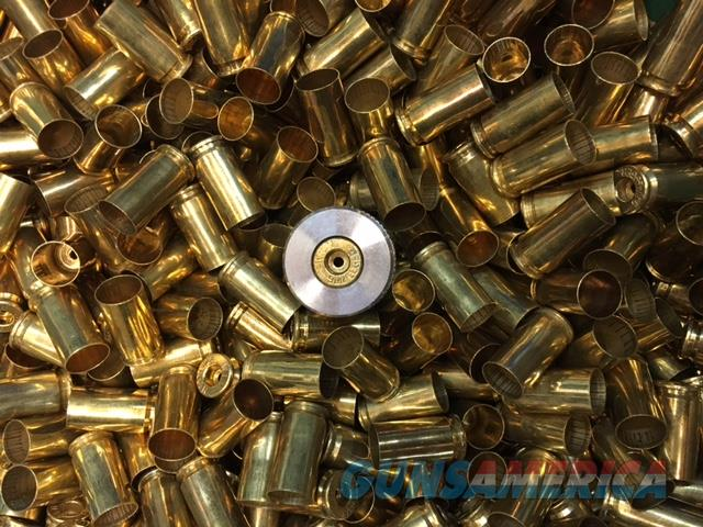 500 Bayou Brass 100% Processed 9mm Once Fired Brass Cartridges, Matching Headstamps  Non-Guns > Reloading > Components > Brass
