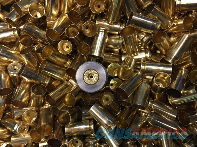 500  x Bayou Brass .40 S& W Once Fired Brass Cartridges, Matching WIN/WW Headstamps  Non-Guns > Reloading > Components > Brass