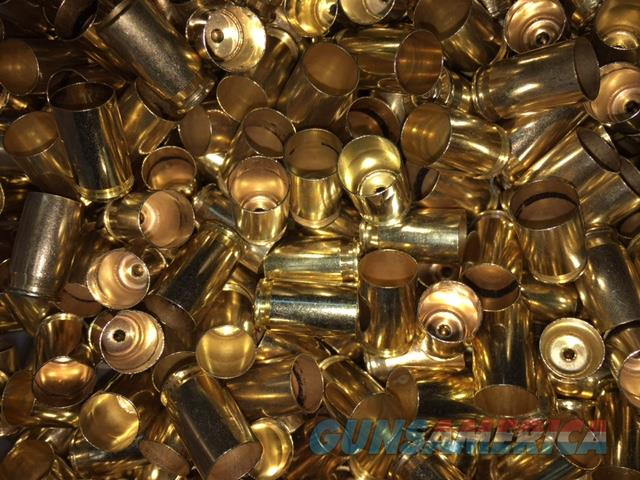 1000  X .380 ACP Bayou Brass Bronze Polished  Non-Guns > Reloading > Components > Brass