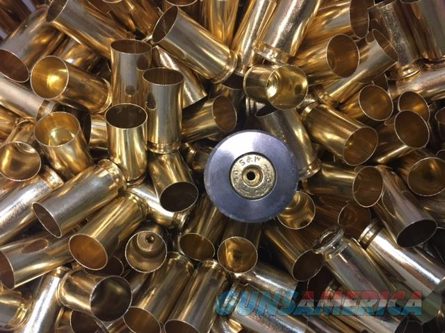 500 x  .40 S& W 100% Processed Once Fired Brass Cartridges, Mixed Headstamps  Non-Guns > Reloading > Components > Brass