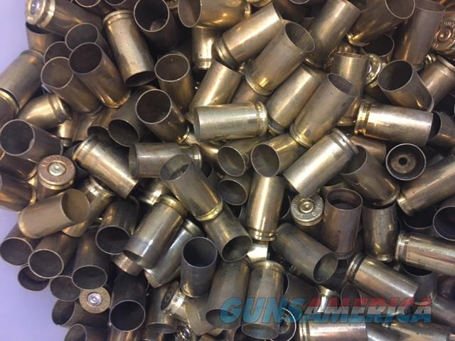 500 x Bayou Brass 9mm Raw Unprocessed Once Fired Brass Cartridges  Non-Guns > Reloading > Components > Brass
