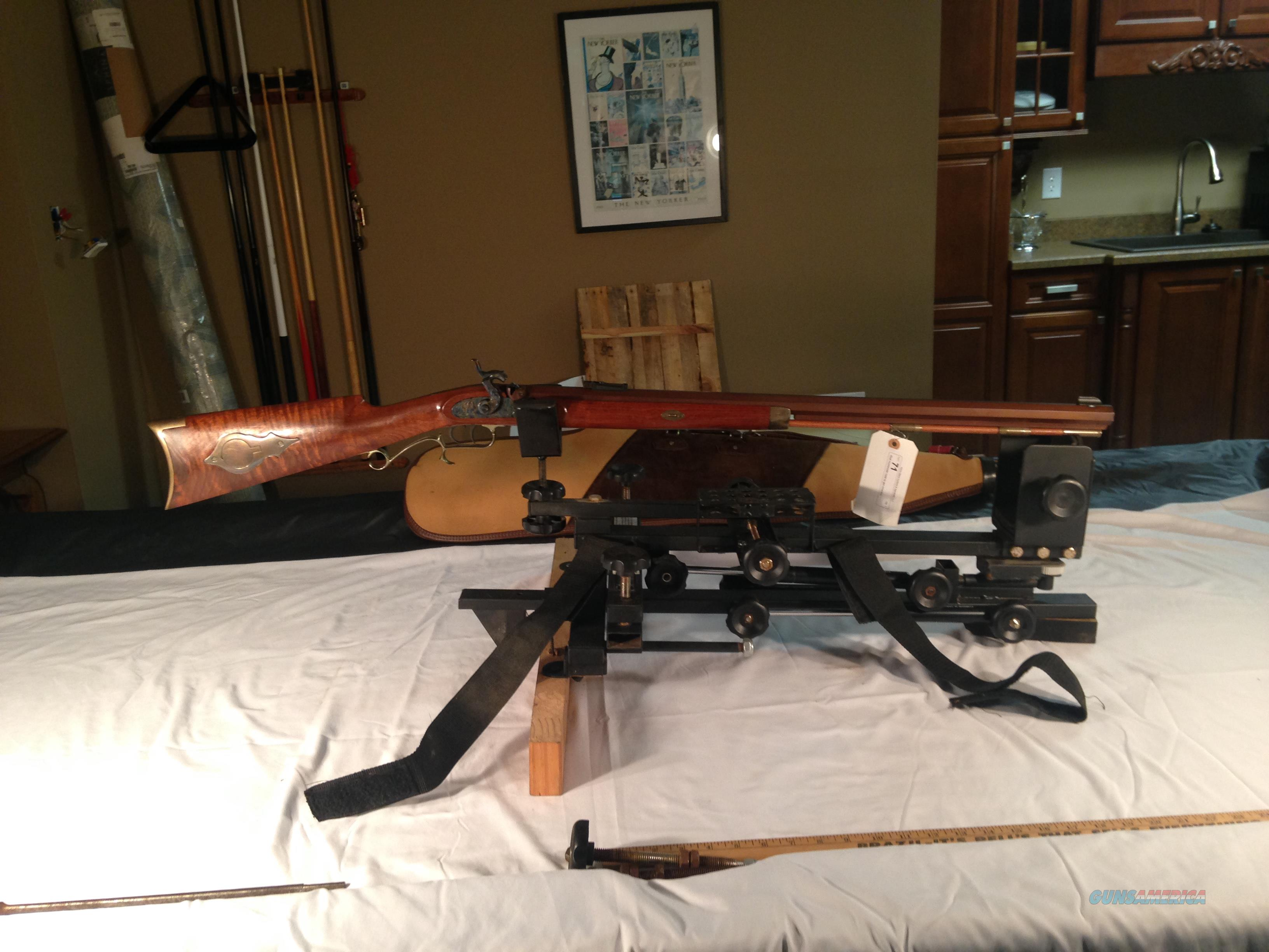 RARE 1976 Thompson Center / Hawken 45 Caliber Muzzleloader  (no longer made)  Guns > Rifles > Thompson Center Muzzleloaders > Hawken Style