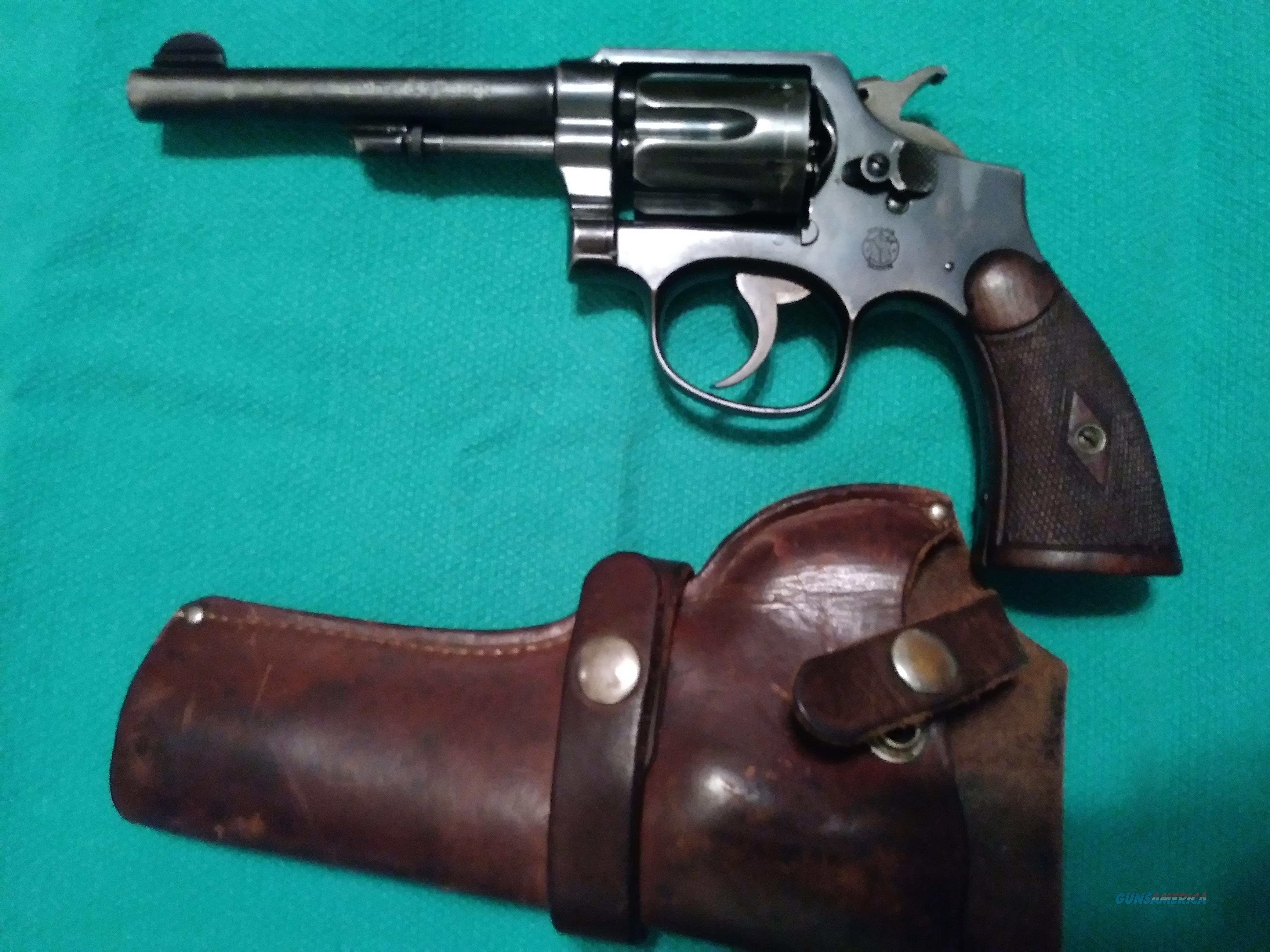 Smith & Wesson 1905 Change 4  Guns > Pistols > Smith & Wesson Revolvers > Pre-1945
