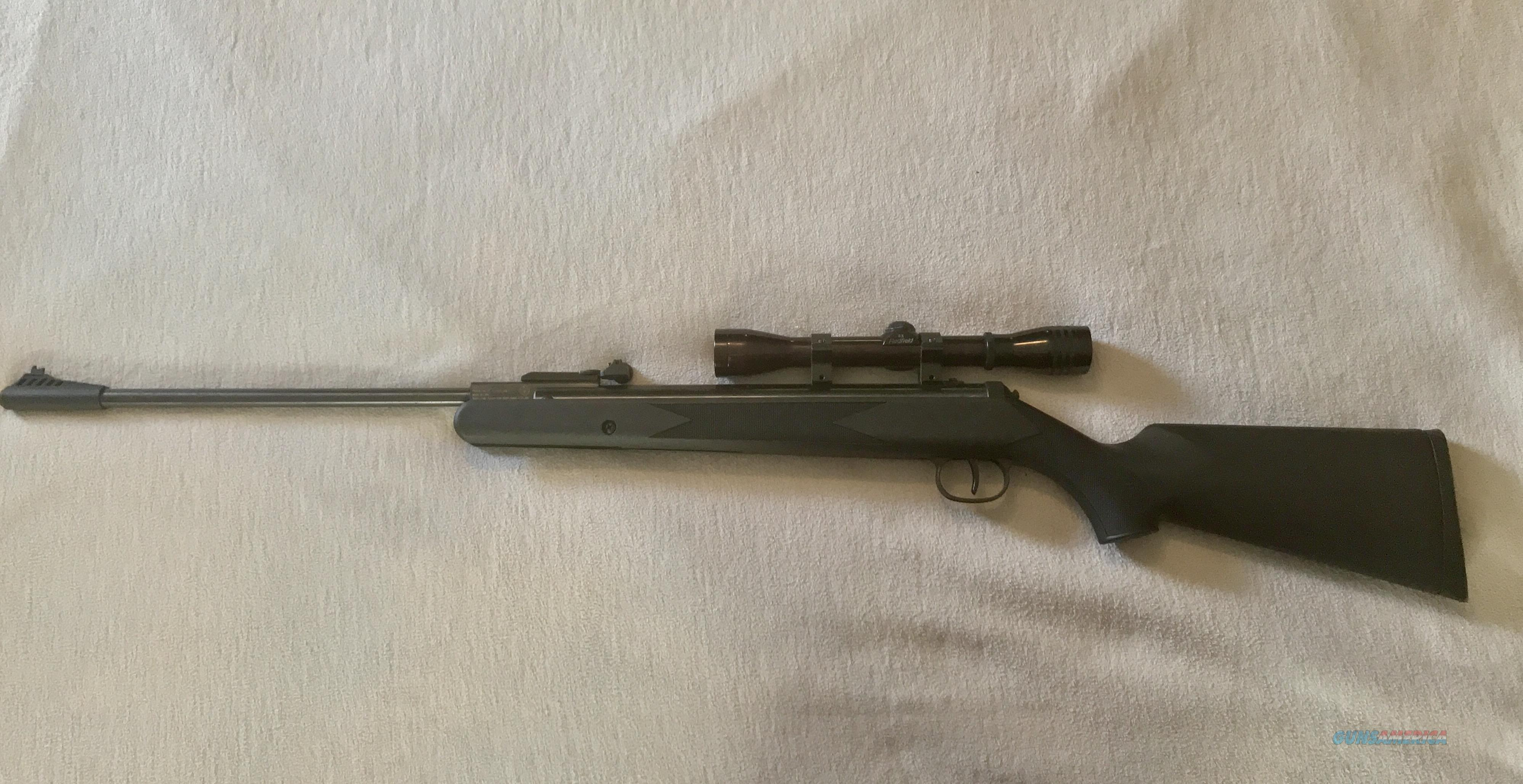 Ruger Blackhawk PELLET Rifle (.177) w Redfield 4x scope  Guns > Rifles > Ruger Rifles > #1 Type