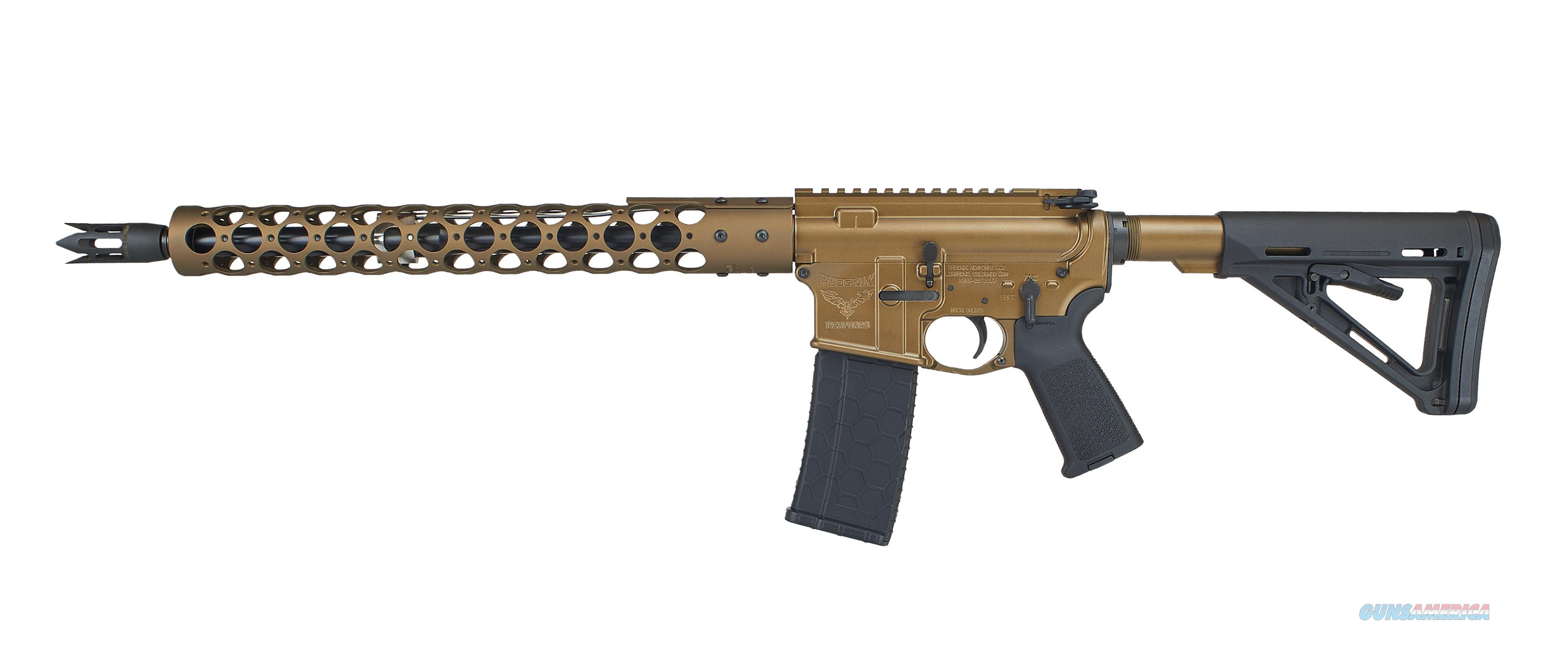 "Phoenix Weaponry AR-15 ""LEXI"" Defensive Carbine  Guns > Rifles > AR-15 Rifles - Small Manufacturers > Complete Rifle"