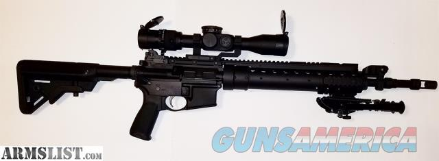 ADCO MOD 0 SPR, Geissele SSA Trigger  Guns > Rifles > AR-15 Rifles - Small Manufacturers > Complete Rifle