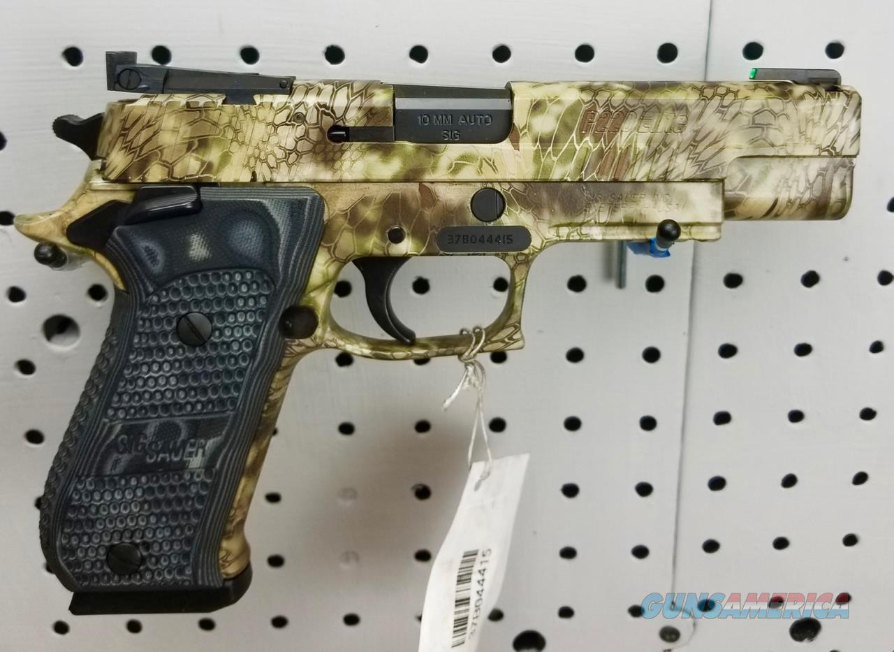 Sig Sauer P220 Hunter Full Size 10mm  Guns > Pistols > Sig - Sauer/Sigarms Pistols > P220
