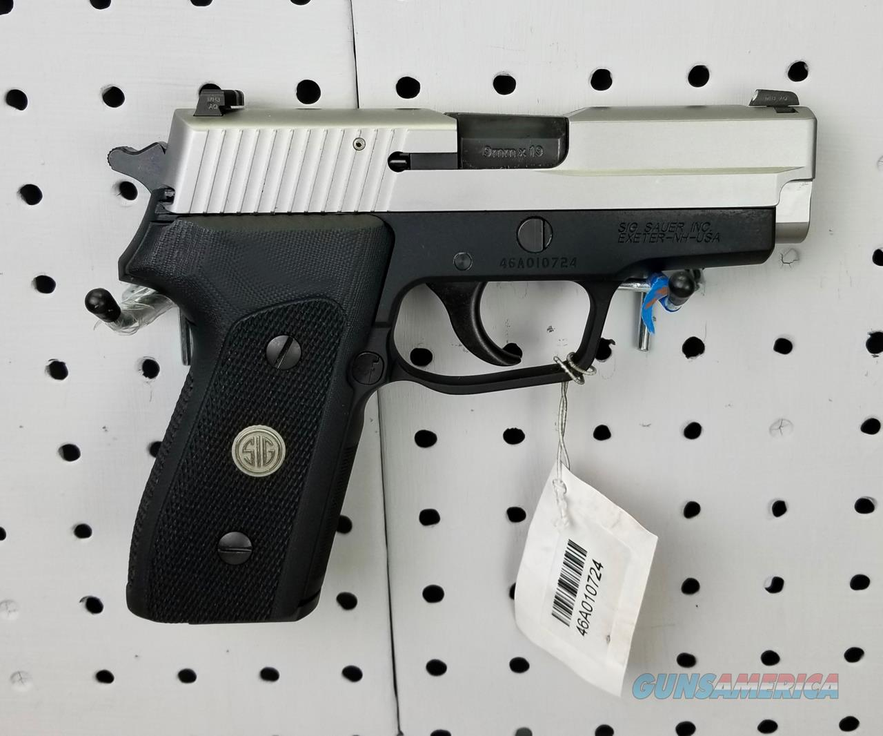 Sig Sauer P225A Classic Pistol 9mm  Guns > Pistols > Sig - Sauer/Sigarms Pistols > Other
