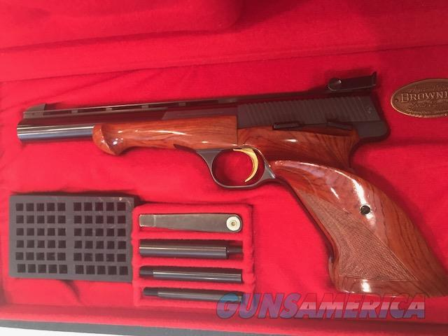 Browning Medalist .22 Pistol in original box - very close to absolute mint condition  Guns > Pistols > American Arms Pistols