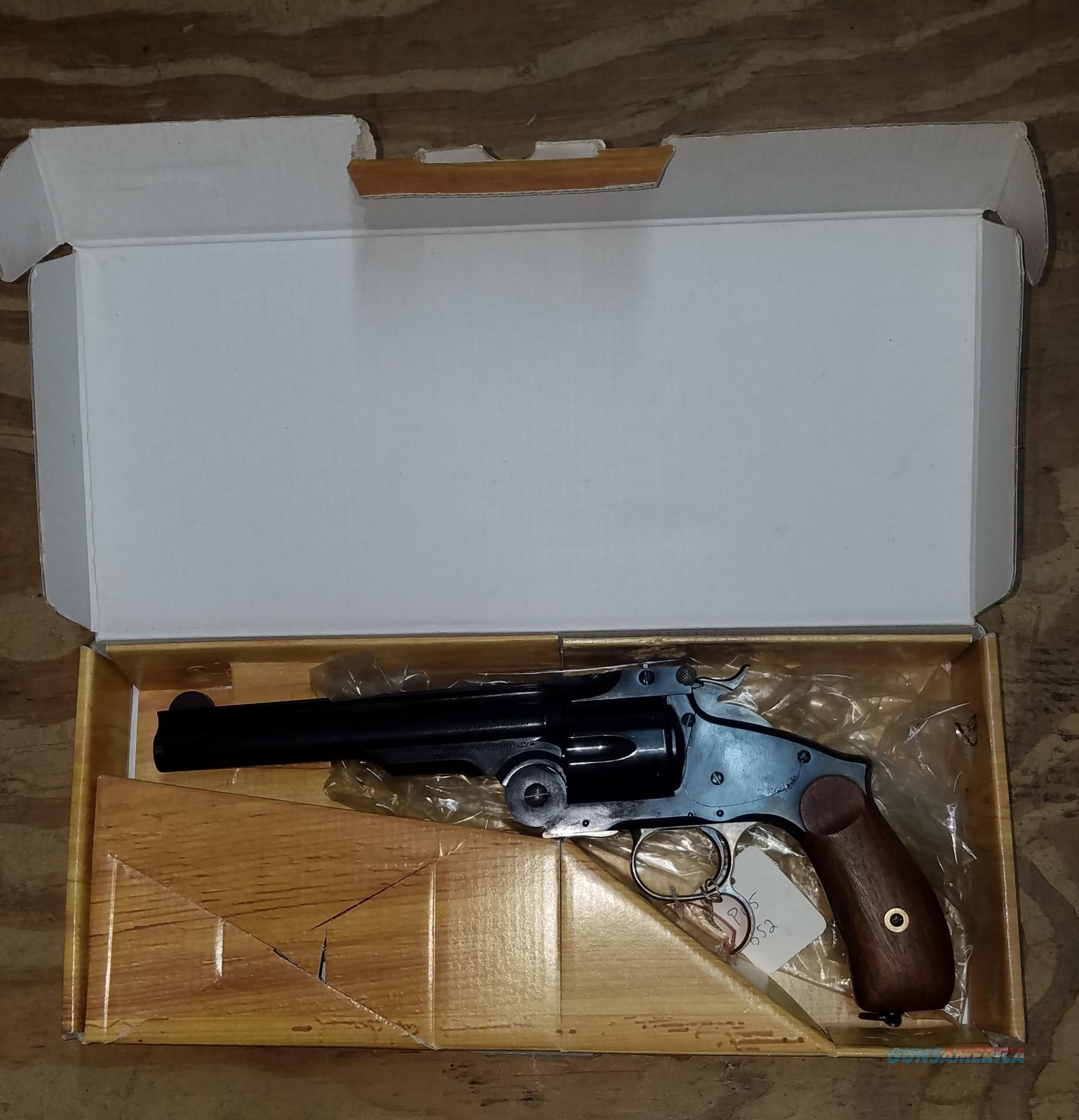 Uberti No. 3 New Model Russian Top Break .44 Russian 348650  Guns > Pistols > Benelli Pistols