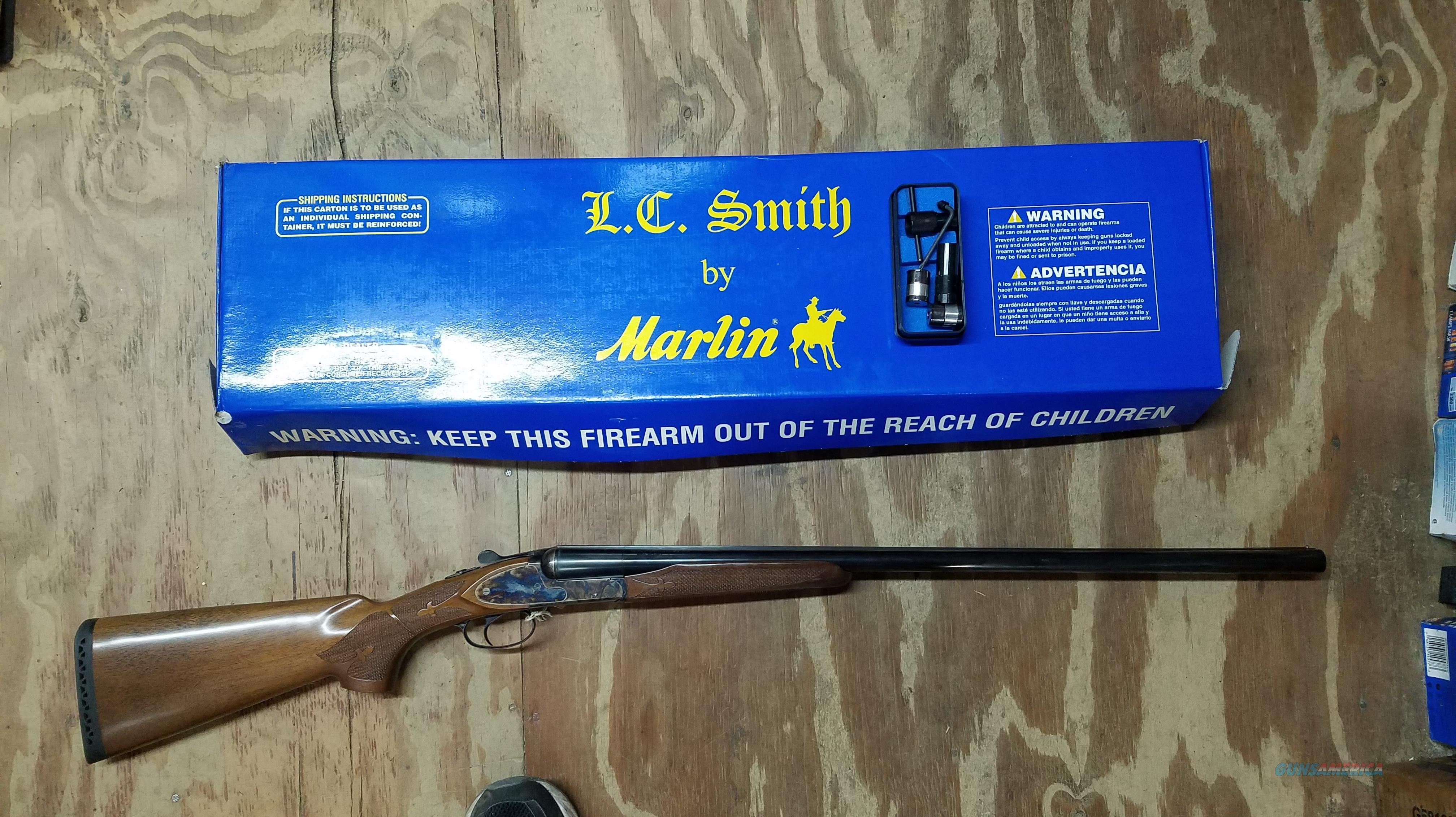 Marlin 12 Gauge Model LC12-DB Double Barrel Break-Action Shotgun   Guns > Shotguns > Marlin Shotguns
