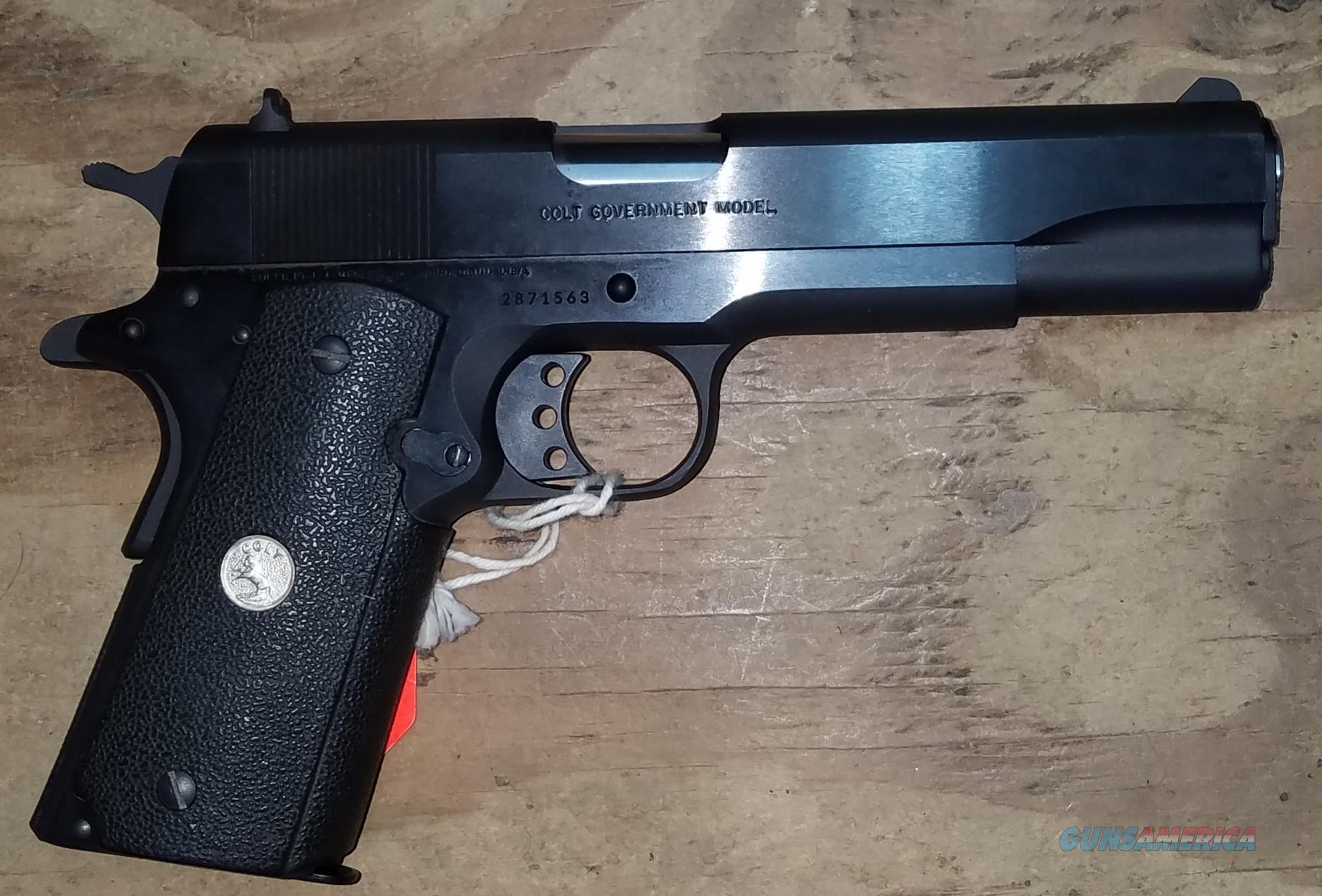 Colt Lew Horton Exclusive Model 01991Z 45 ACP   Guns > Pistols > Colt Automatic Pistols (1911 & Var)