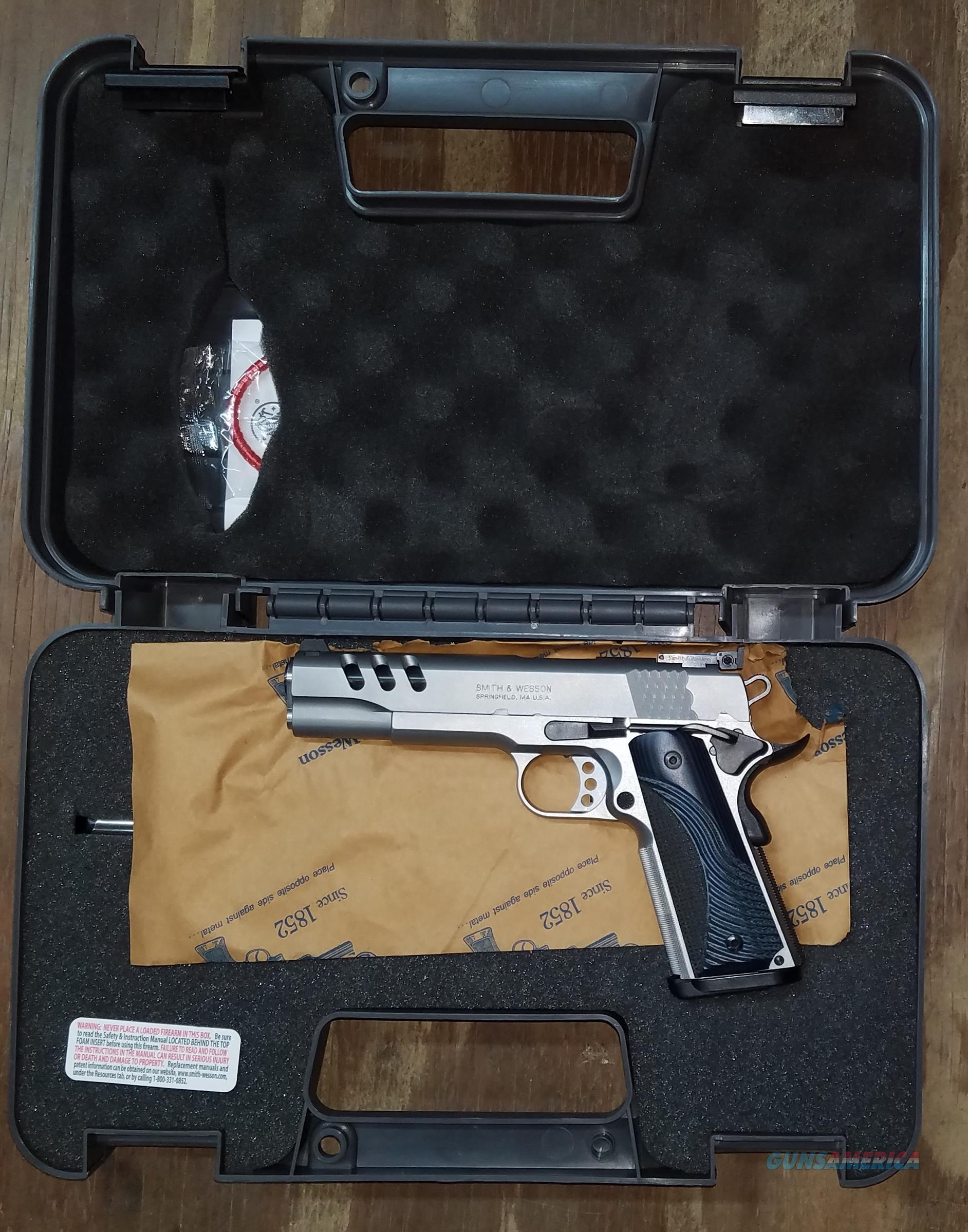 Smith & Wesson 1911 Performance Center 45 Auto 170343  Guns > Pistols > Smith & Wesson Pistols - Autos > Steel Frame