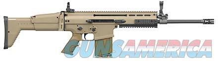 FN 98541 SCAR 17S 308 16 FDE 20RD  Guns > Rifles > FNH - Fabrique Nationale (FN) Rifles > Semi-auto > SCAR