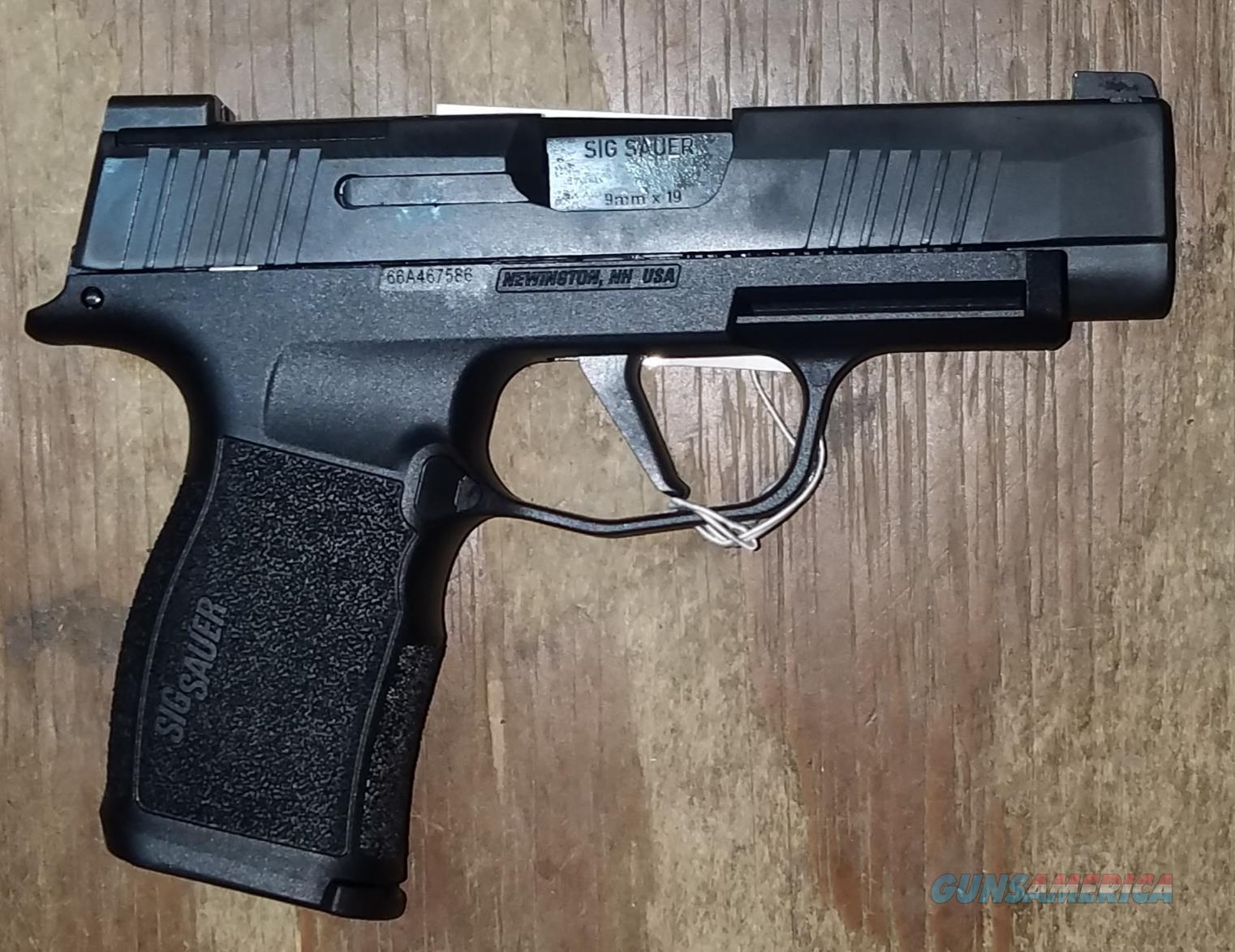 Sig Sauer P365 XL Pistol 9mm Luger 365XL-9-BXR3  Guns > Pistols > Sig - Sauer/Sigarms Pistols > P365