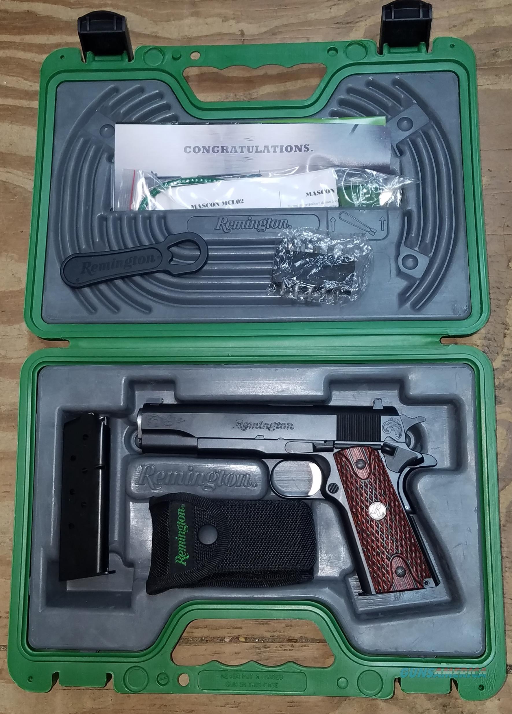 Remington Model 1911 R1 Centennial 96340 .45 ACP   Guns > Pistols > 1911 Pistol Copies (non-Colt)