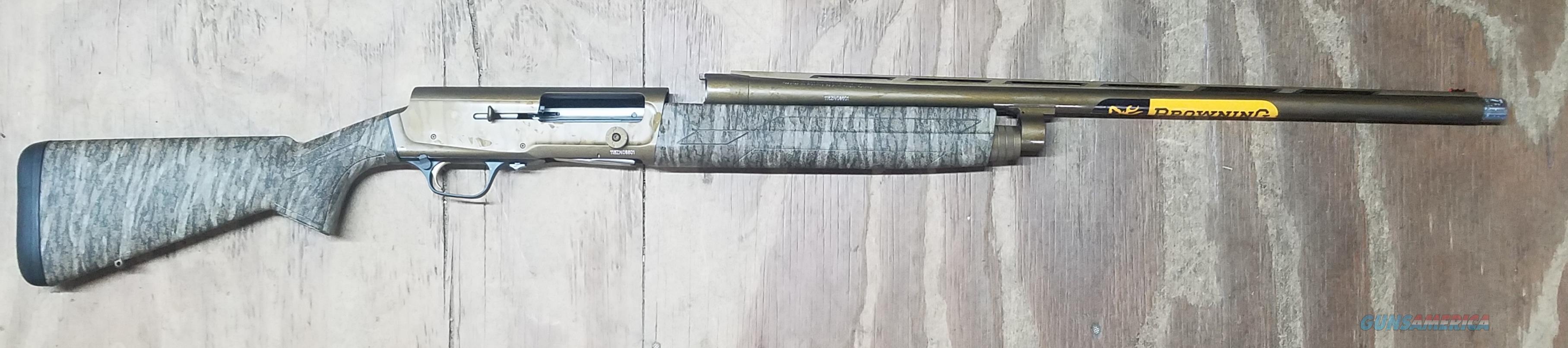 Browning A5 Wicked Wing Shotgun 12 Gauge 0118472005  Guns > Shotguns > Browning Shotguns > Autoloaders > Hunting