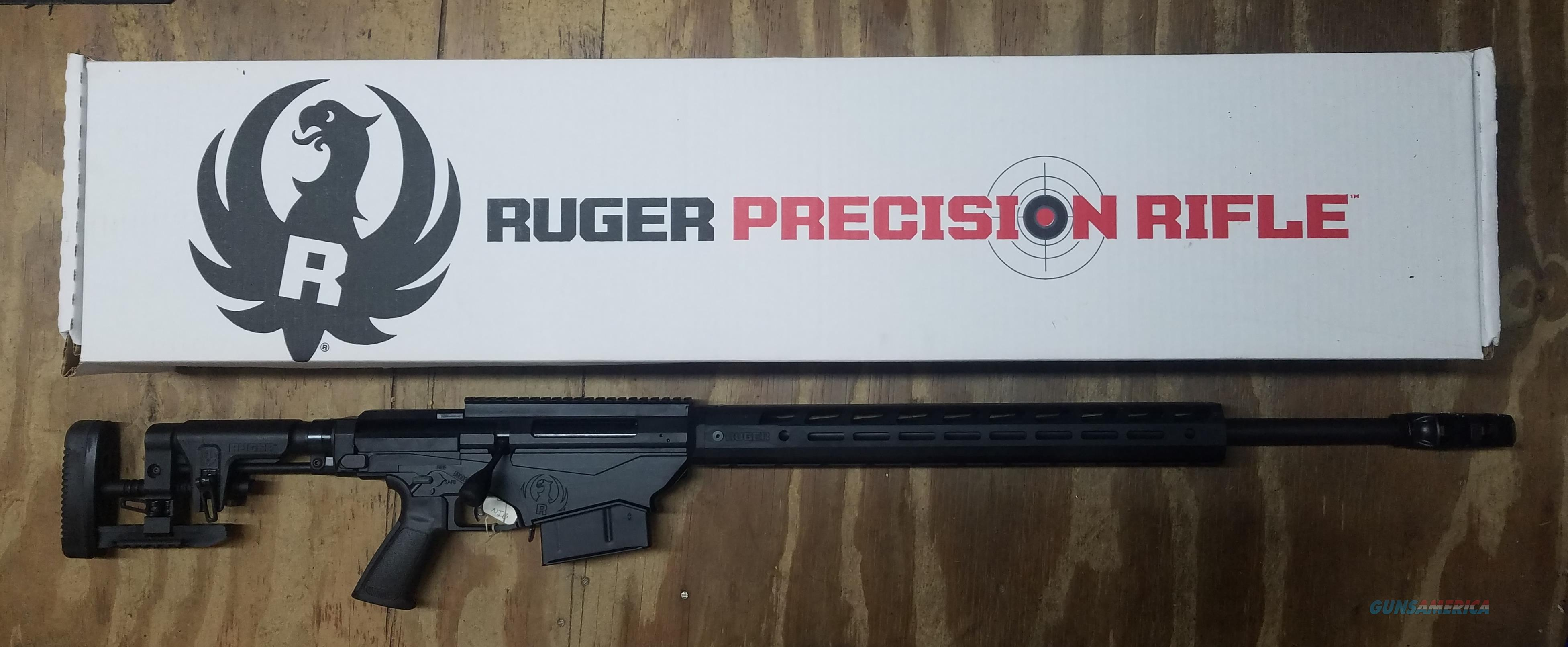 Ruger Precision Rifle, .338 Lapua Magnum 18080  Guns > Rifles > Ruger Rifles > Precision Rifle Series