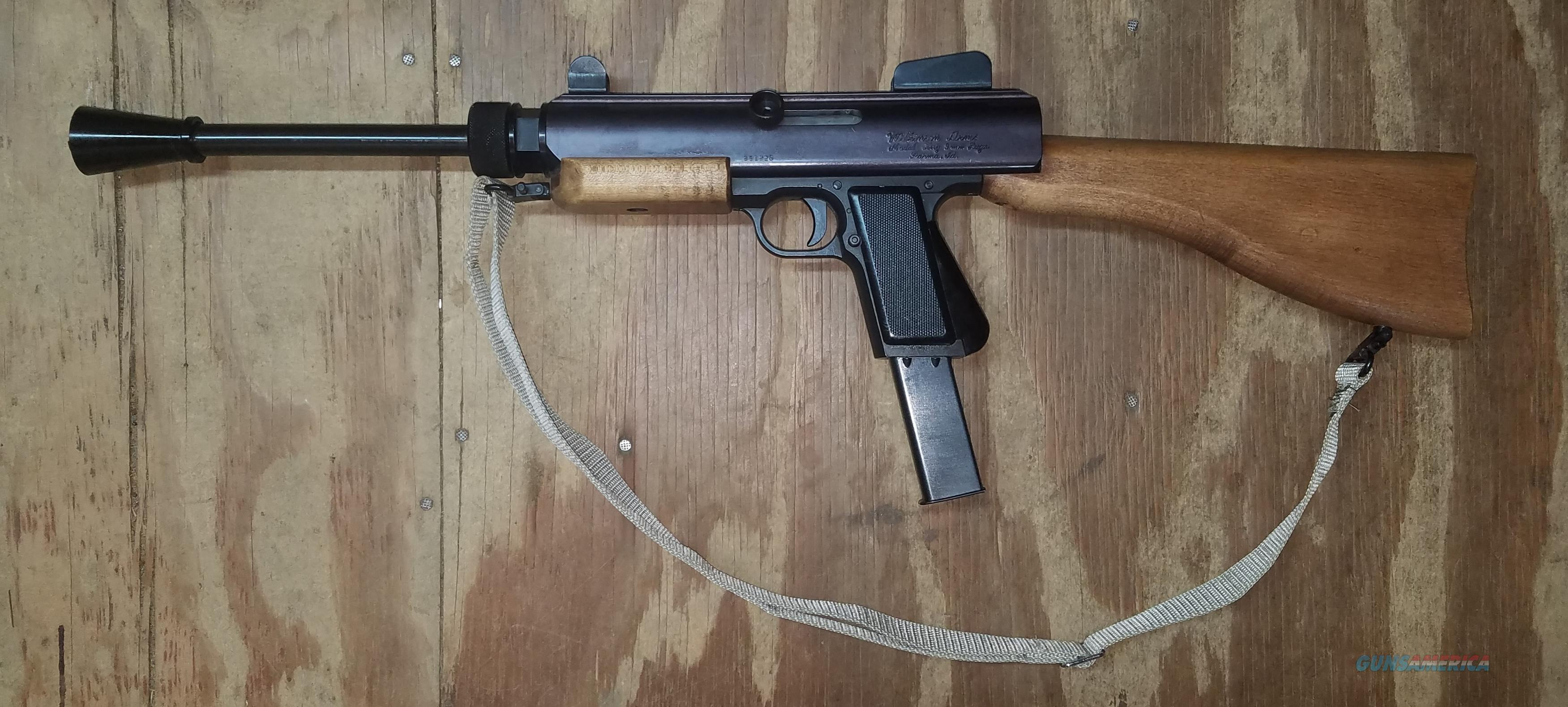 Wilkinson Arms Model Terry 9 MM Luger Rifle  Guns > Rifles > W Misc Rifles
