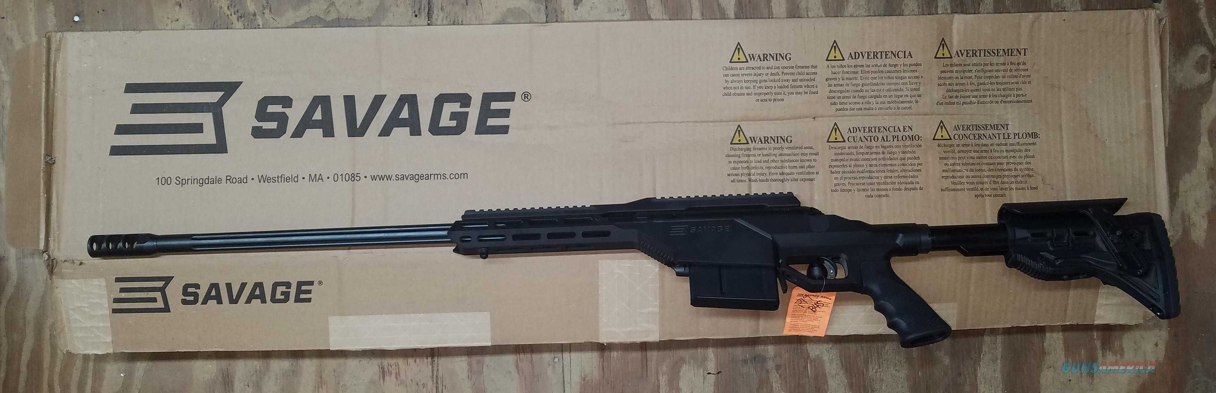 Savage 10/110 BA Stealth .338 Lapua Mag Bolt-Action Rifle 22640  Guns > Rifles > Savage Rifles > Standard Bolt Action > Tactical