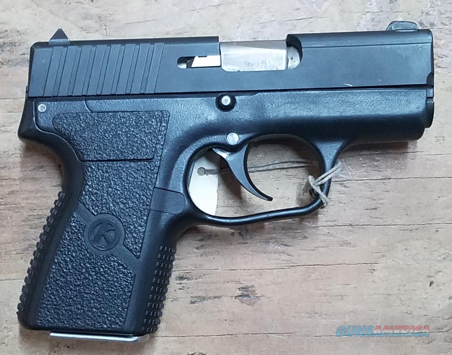 Kahr Arms PM9093A PM9 9 MM Luger Pistol  Guns > Pistols > Kahr Pistols