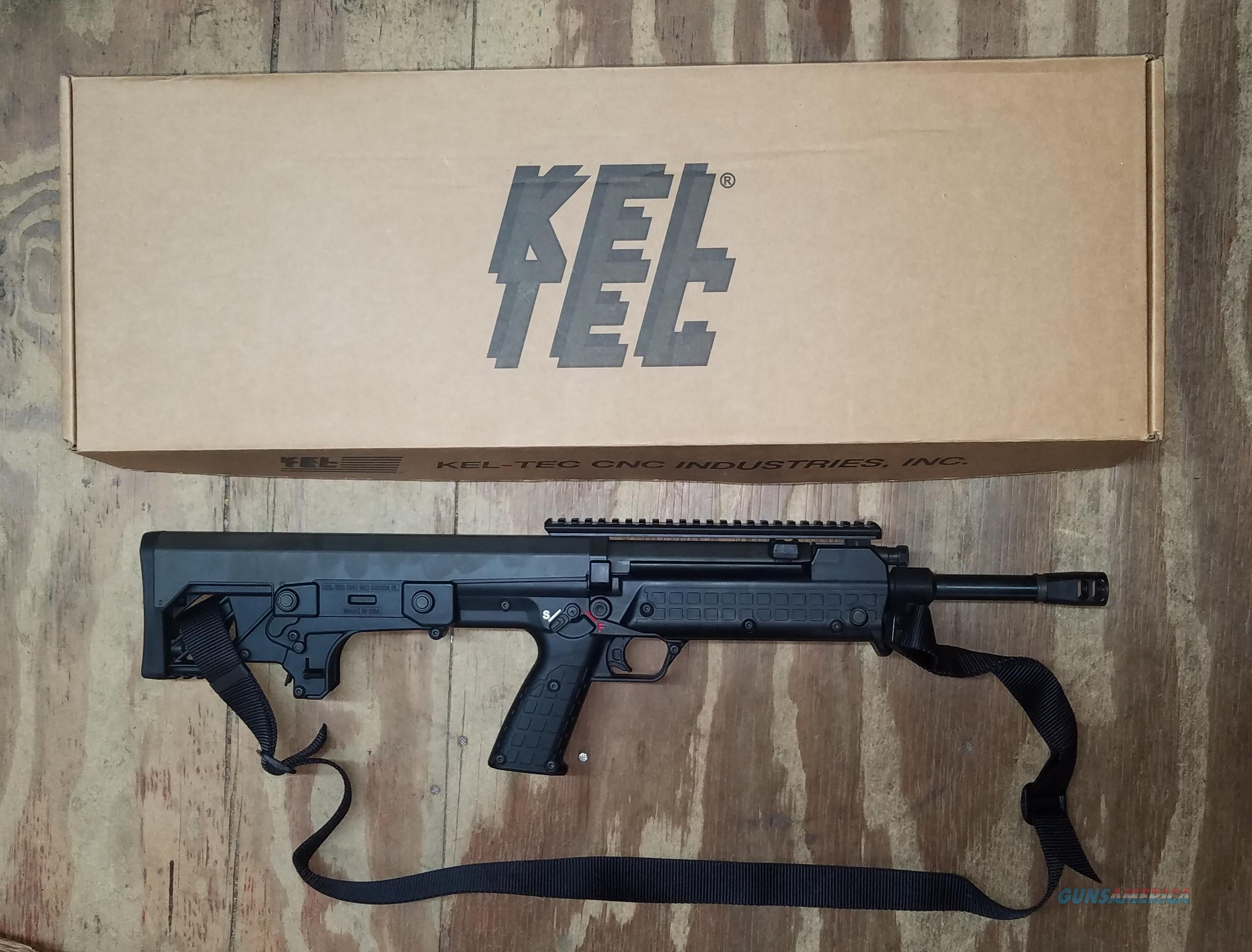 Kel Tec RFB-18 .308 cal. Rifle RFB18BLK  Guns > Rifles > Kel-Tec Rifles