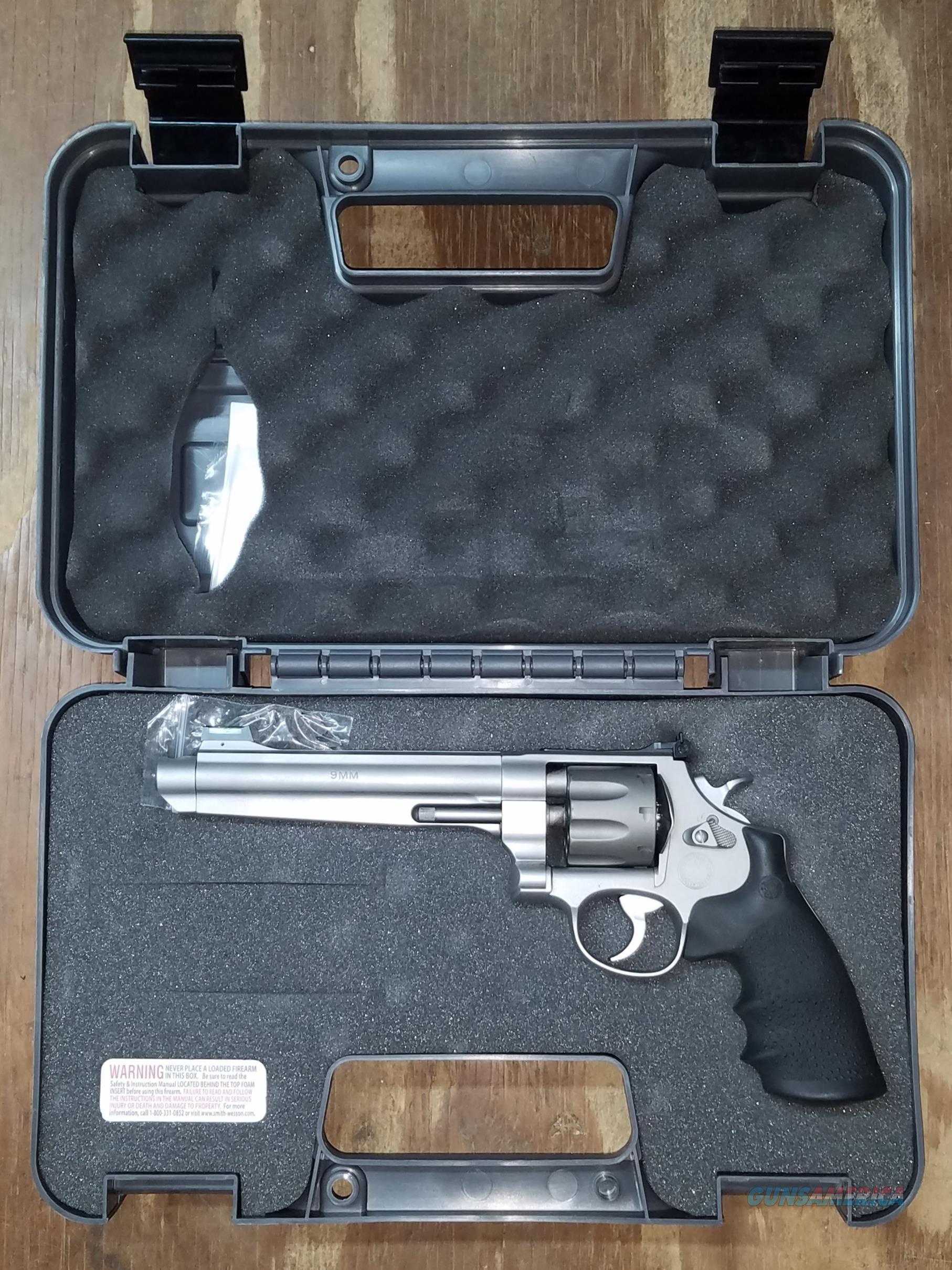 Smith & Wesson Model 929 9MM Revolver 170341  Guns > Pistols > Smith & Wesson Revolvers > Performance Center